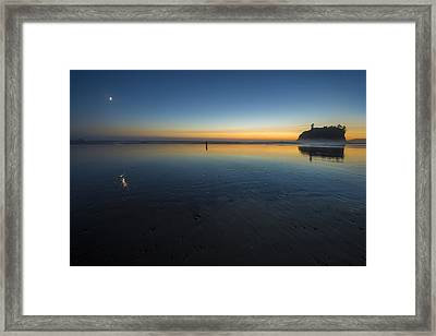 Shooting The Last Light II Framed Print by Jon Glaser