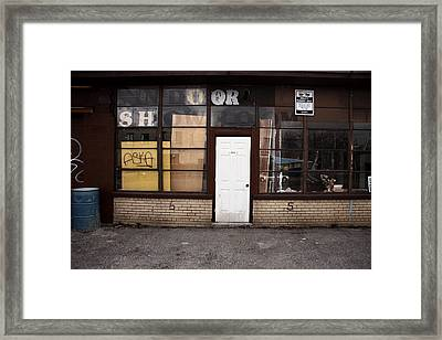 Shop Framed Print by Kreddible Trout