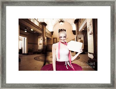 Shopping Framed Print by Jorgo Photography - Wall Art Gallery