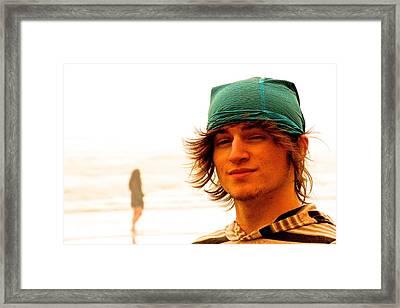 Shoreleave Framed Print