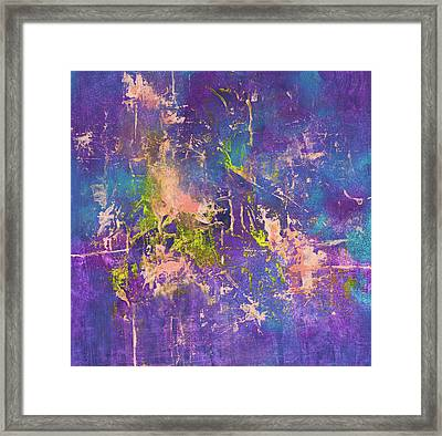 Short Circuit Framed Print