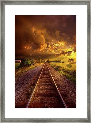 Short Stories To Tell Framed Print
