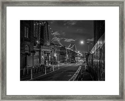 Shortcut Framed Print by Jeffrey Friedkin