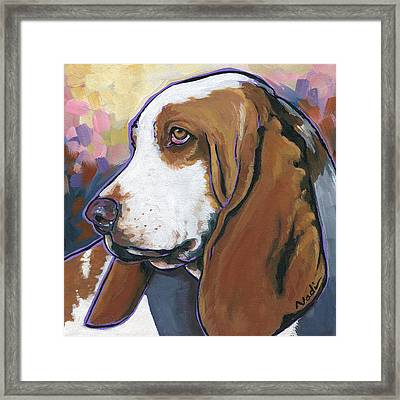 Shorty Framed Print