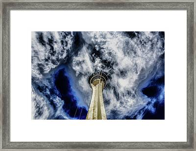 Framed Print featuring the photograph Shout by Michael Rogers