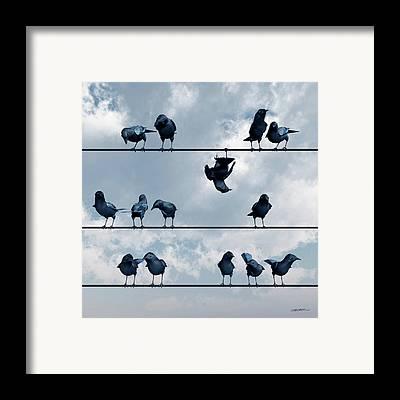 Square Framed Prints