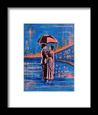 Shree Framed Prints