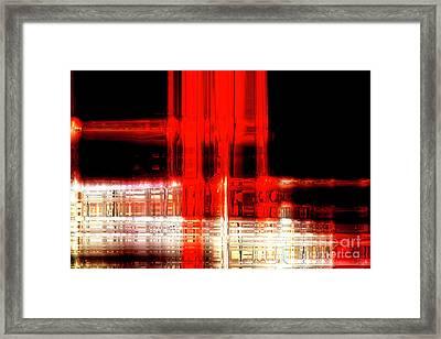 Sicario Framed Print by John Rizzuto