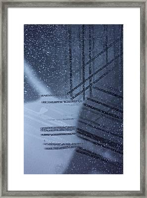 Side Streets Framed Print by Deborah Hughes