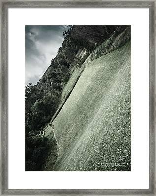 Sideways  Framed Print