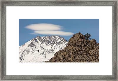 Sierra Lenticulars Framed Print
