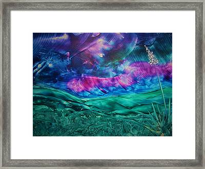 Sierra Vista Framed Print