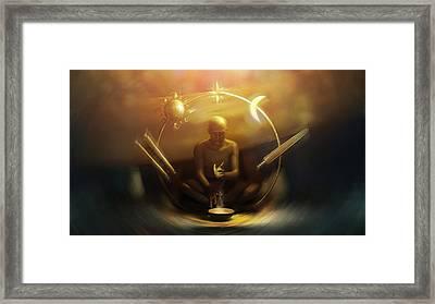 Sight Framed Print by Jamie Fox