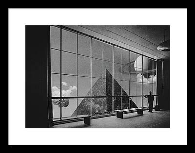 Museum Framed Prints