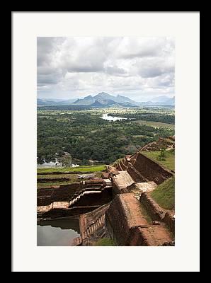 Ceylon Framed Prints