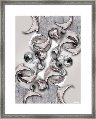 Significance And Shape Framed Print