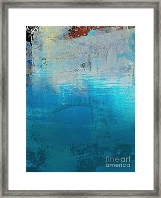 Silence 1  Framed Print