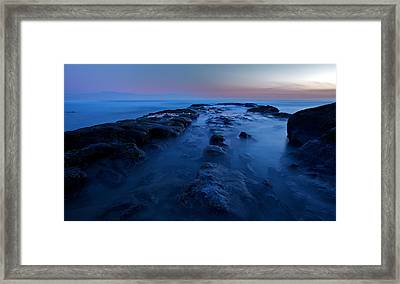 Framed Print featuring the photograph Silence by Evgeny Vasenev