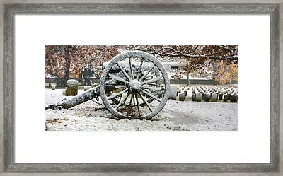 Silence  Framed Print by JC Findley