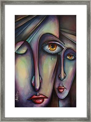 Silence Framed Print by Michael Lang
