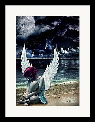 Silence Of Night Framed Prints