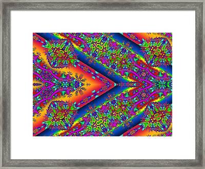 Framed Print featuring the digital art Silence by Robert Orinski