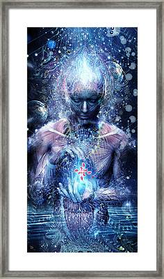 Silence Seekers Framed Print by Cameron Gray
