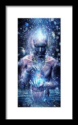 Spiritual Framed Prints