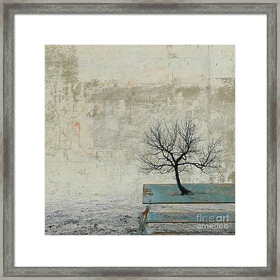 Silence To Chaos - 30a Framed Print by Variance Collections