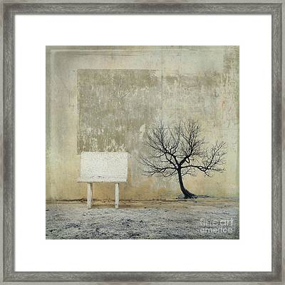 Silence To Chaos - 32b Framed Print by Variance Collections