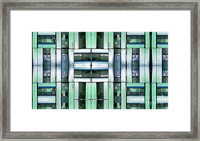 Silencer Framed Print by Ron Bissett