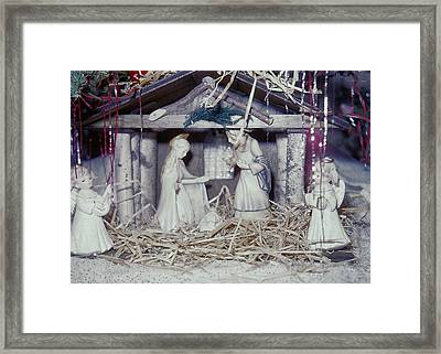 Silent Night Holy Night Framed Print by JAMART Photography