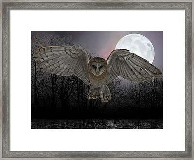 Silent Night Framed Print