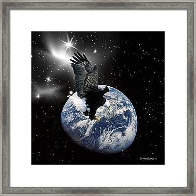Silent Night Framed Print by Robert Orinski