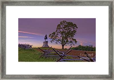 Silent Reminder Framed Print by Mike Griffiths
