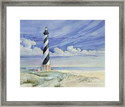 Silent Sentinel Framed Print by Paul Brent