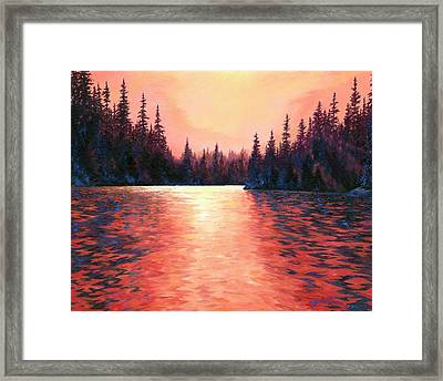 Silent Treasures Framed Print
