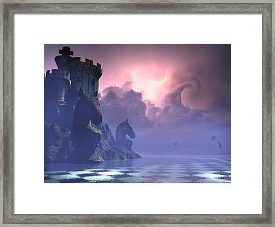 Silentcastle Framed Print