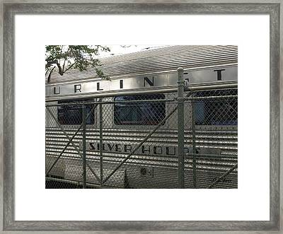 Silver Hours Framed Print by Dennis Stein