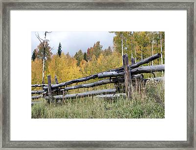 Silver Jack Reservoir 1 Framed Print by Paul Cannon