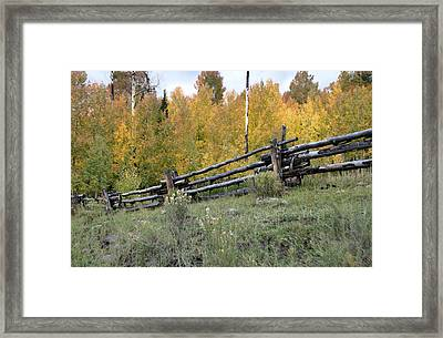 Silver Jack Reservoir 2 Framed Print by Paul Cannon