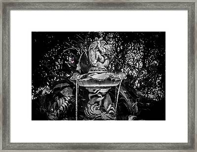 Silver Screen Masterpiece Framed Print