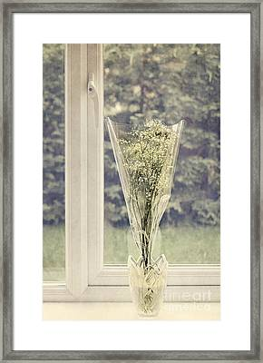 Simple Bouquet Framed Print by Svetlana Sewell