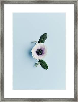 Simple Things Framed Print