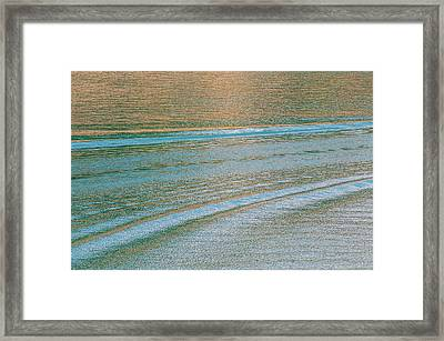 Framed Print featuring the photograph Left Behind by Sherri Meyer
