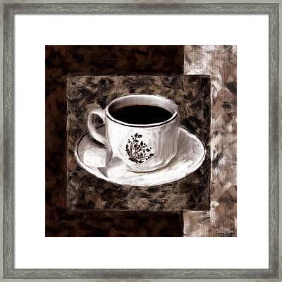 Simply Aromatic Framed Print