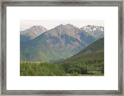 Simply Colorado 2 Framed Print