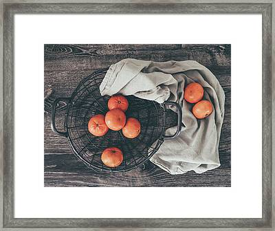 Framed Print featuring the photograph Simply Sweet by Kim Hojnacki