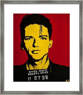 Sinatra Framed Print by Austin James