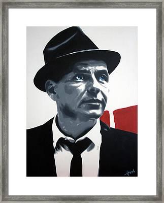 Sinatra Framed Print